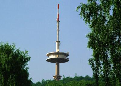 Fernsehturm auf dem Jakobsberg bei Porta Westfalica