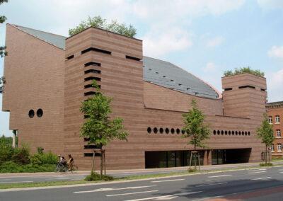 Vertriebs- und Verwaltungsgebäude in Minden