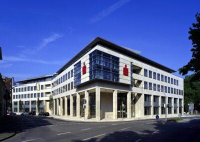 Hauptgeschäftsstelle der Sparkasse Minden-Lübbecke in Minden
